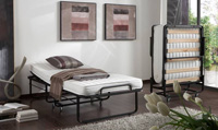 ein klappbett als g stebett die perfekte l sung f r den besuch. Black Bedroom Furniture Sets. Home Design Ideas
